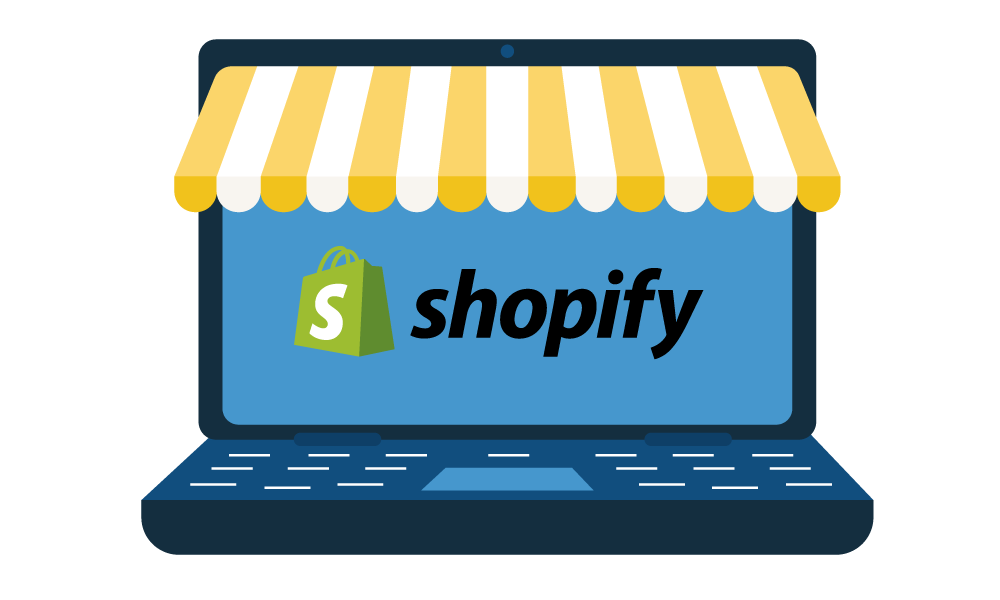 che cos'è shopify